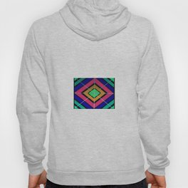 Faded Lines Hoody