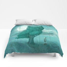 The Night Gardener - Cover Comforters