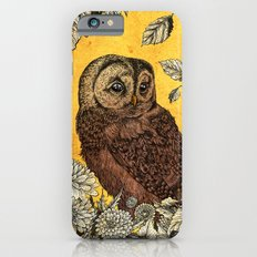 Tawny Owl Yellow iPhone 6s Slim Case