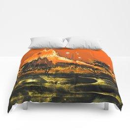 Monumental Comforters