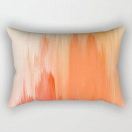 Pixel Sorting 64 Rectangular Pillow