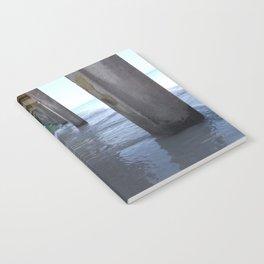 Under The Pier Notebook