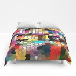 Forest of dots gg Comforters