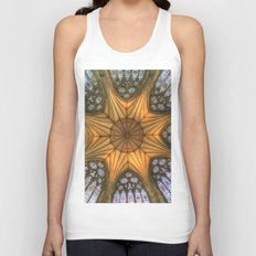 The Chapter House York Minster Unisex Tank Top