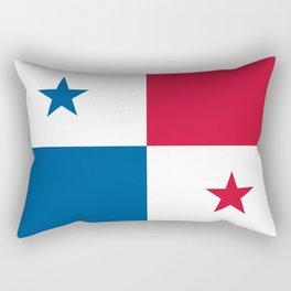 Panama Flag Rectangular Pillow