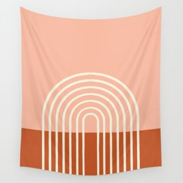Terracota Pastel Wall Tapestry