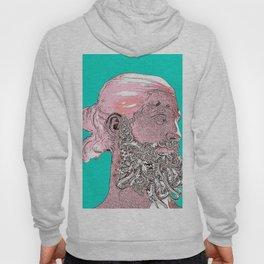 Hipster Nepune - emerald Hoody