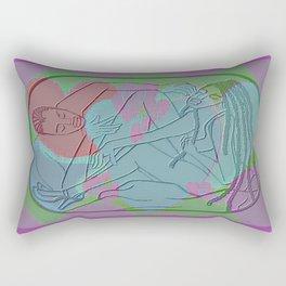 Cabsink16DesignerPatternVGB Rectangular Pillow