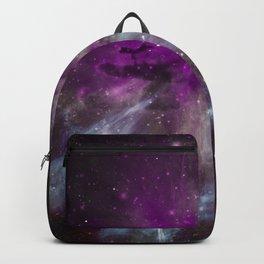 Creation of a Pink Nebula Backpack