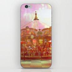 Merry Go Round iPhone & iPod Skin