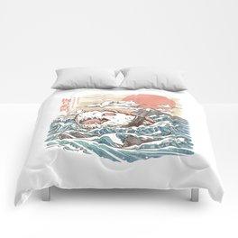 Sharkiri Sushi Comforters