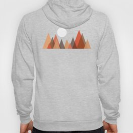 From the edge of the mountains Hoody