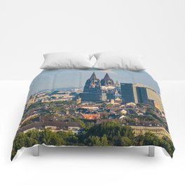 Cologne Germany Comforters