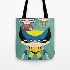 X Men fan art Tote Bag