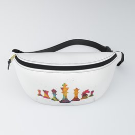 Chess Fanny Pack