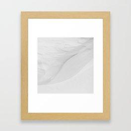 Snowscape 2 Framed Art Print