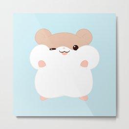 Hamster Metal Print
