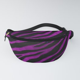 Ripped SpaceTime Stripes - Pink/Purple Fanny Pack