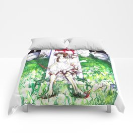 Catching Fire - HG  Comforters