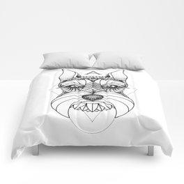 Schnauzer Comforters