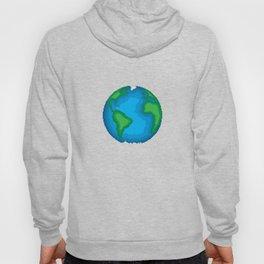 Pixel Earth Hoody