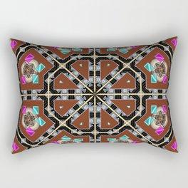 Octogons Rectangular Pillow