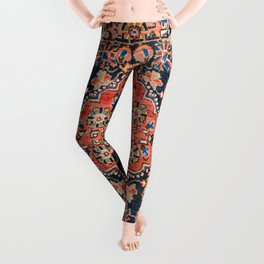 Djosan Poshti West Persian Rug Print Leggings