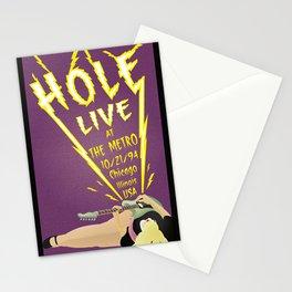 Hole Live Stationery Cards