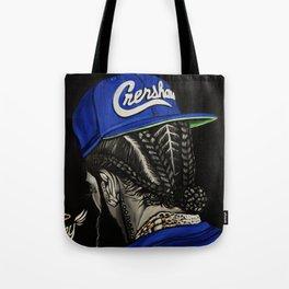 Nipsey Crenshaw Tote Bag