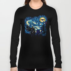 Starry Knight iPhone 4 4s 5 5c 6, pillow case, mugs and tshirt Long Sleeve T-shirt