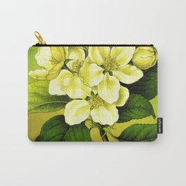 Apple Branch Carry-All Pouch