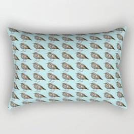 Trush Rectangular Pillow