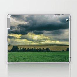 Broken skies Laptop & iPad Skin