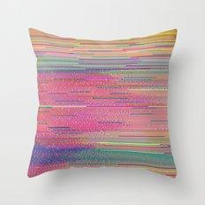 into nature (hex2_crop2) Throw Pillow