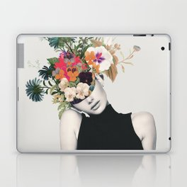 Floral beauty Laptop & iPad Skin