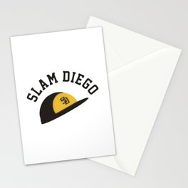 Slam Diego Padres Stationery Cards
