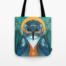 The Nesting Fisher King Tote Bag