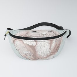 Some Bunny is Loved! Fanny Pack
