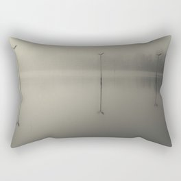 A tuck Axel... Rectangular Pillow