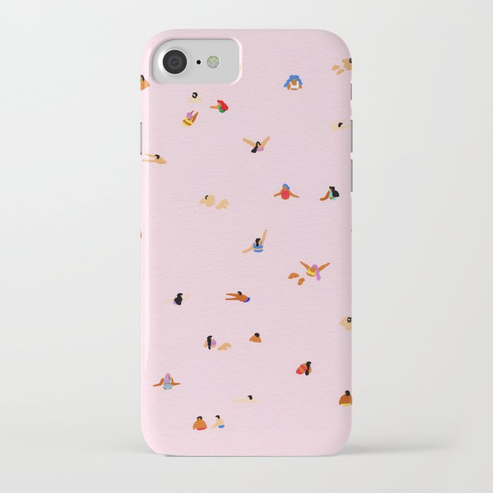 Pink! iPhone Case