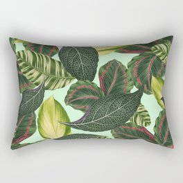 Tropical Rain Forest Rectangular Pillow