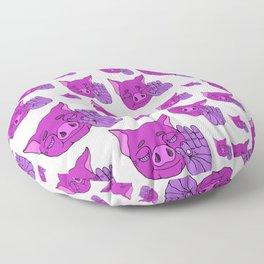 Vayu Mudra Floor Pillow