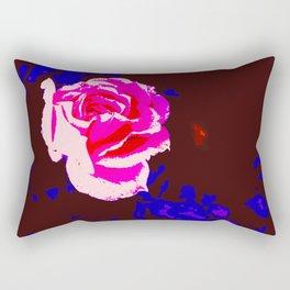 Alpine Sunset Chintz Rectangular Pillow