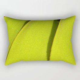 Vegetal lines Rectangular Pillow