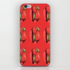 Strawberry Berries iPhone & iPod Skin