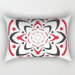 China townDashiki Style African  #society6 #decor #buyart #artprint Rectangular Pillow