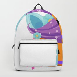 Cute Unicorn Pumpkin Backpack