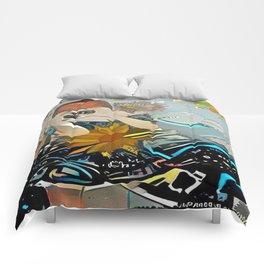 Midnight Photo Comforters