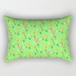Sailor Jupiter Pattern / Sailor Moon Rectangular Pillow