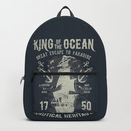 King of the Ocean Backpack